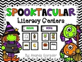 Halloween Literacy Centers/ Word Work