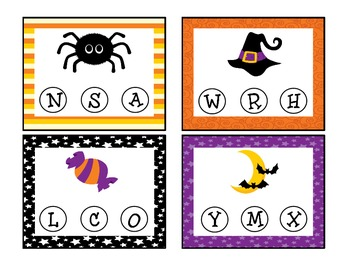 Spook-tacular Halloween Literacy Fun