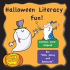 Halloween Video, Song, and Literacy Activities