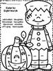 Halloween Literacy & Math Centers Package