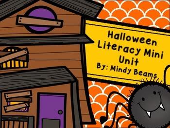 Halloween Literacy Mini Unit