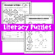 Halloween Activities: Puzzles and Games for Halloween Literacy Centers