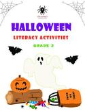 Halloween Literacy Activities - 2nd Grade