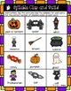 Halloween Literacy and Math Centers (kindergarten)