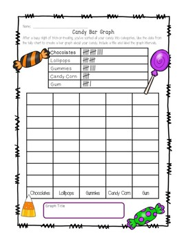 Halloween Literacy and Math Packet