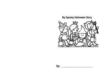 Halloween Little Book
