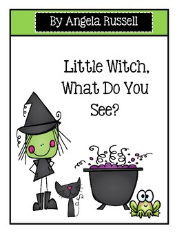 Halloween - Little Witch, What Do You See?