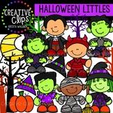 Halloween Littles: Halloween Clipart {Creative Clips Clipart}