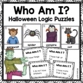Halloween Logic Puzzles for Beginners