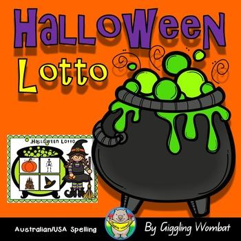 Halloween Lotto
