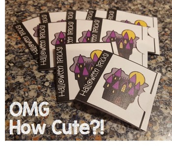 Halloween Lunchbox Jokes (the perfect Halloween Gift!)