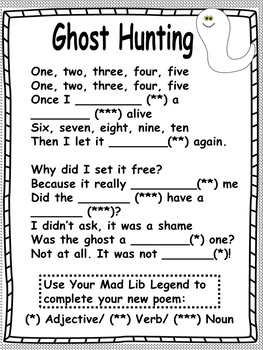 photo regarding Halloween Mad Libs Printable titled Halloween Crazy Libs Are Basic and Exciting