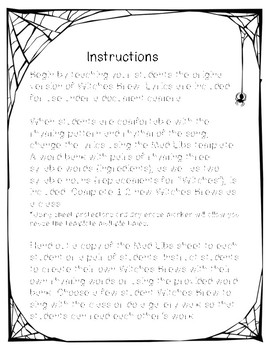 picture relating to Halloween Mad Libs Printable titled Halloween Nuts Libs \