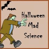 Halloween Mad Science