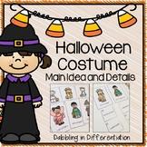 Halloween Main Idea and Details
