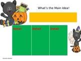 Halloween Main Idea