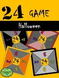 Halloween Make 24 Maths Game