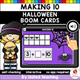 Halloween Making 10 Boom Cards (October) (Distance Learning)