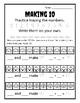Halloween Making 10 Halloween Math Making Ten Halloween Adding to 10 Math Center