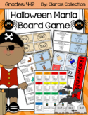 Halloween Mania Board Game