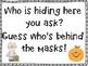 Halloween Mask Bulletin Board Project