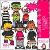 Halloween Mask Kidlettes clip art - Mini - by Melonheadz Clipart