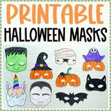 Halloween Mask Set - No Prep Craft