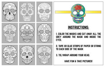 Sugar Skull Coloring Pages - Get Coloring Pages | 226x350