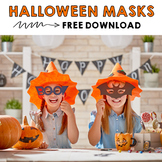 Halloween Masks FREE DOWNLOAD