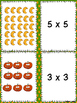 Multiplication Arrays - Matching Activity