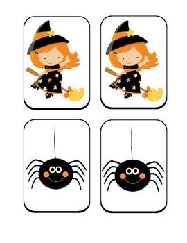 Halloween Matching Game