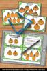 Halloween Math Activities & Games Kindergarten Counting Task Cards