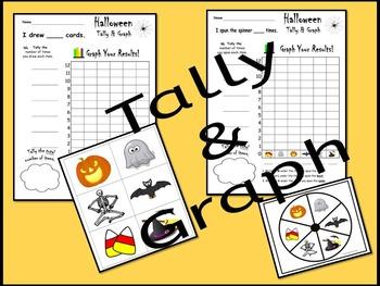 Halloween Math K-2