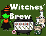 Witches Brew Math