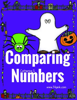 Comparing Numbers to 10 Worksheets