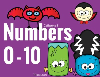 Halloween Math Number Sense