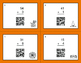Halloween Math: 2-Digit and 1-Digit Addition QR Code Task Cards