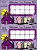 Ghost Activities: Halloween Ghost Ten Frames Hallowen Math Activity Packet