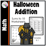 Halloween Addition to 10 Halloween Worksheets