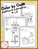Color by Number Addition and Subtraction