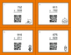 Halloween Math: 3-Digit Addition QR Code Task Cards