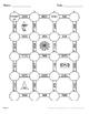 Halloween Math: 3-Digit By 1-Digit Multiplication Maze