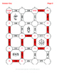 Halloween Math: 3-Digit and 2-Digit Subtraction Maze