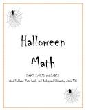 Halloween Math