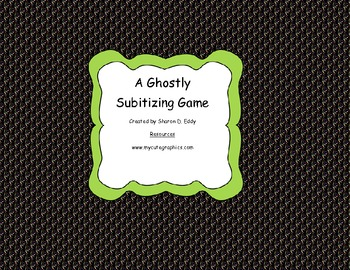 Halloween Math: A Ghostly Counting Game