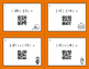 Halloween Math: Absolute Value - Addition & Subtraction QR