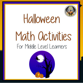 Halloween Math Activities for Middle Level Learners