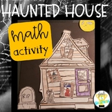 Halloween Haunted House Math Activity