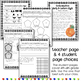 Halloween Math Activity Dodecahedron Jackolantern Glyph and Geometry Worksheets