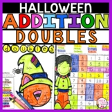 Halloween Addition Doubles Activities